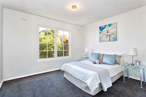 Bedroom of Dover Street Flemington