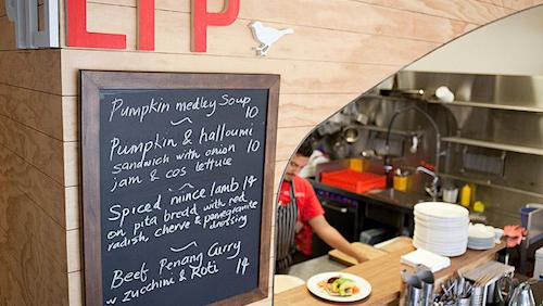 Lip Cafe in Ivanhoe