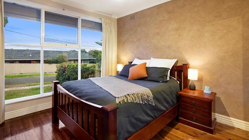 Bedroom at Unit 1, 1 Westwood Drive, Bulleen