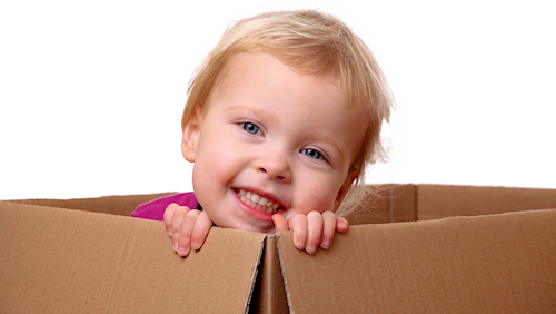 Five Tips to Move Houses with Kids
