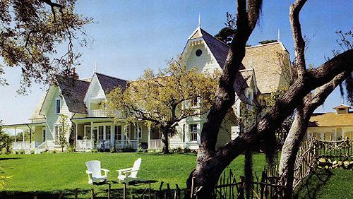 Paul Hogan's Santa Barbara home