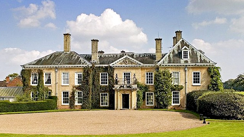 Donnington Hall