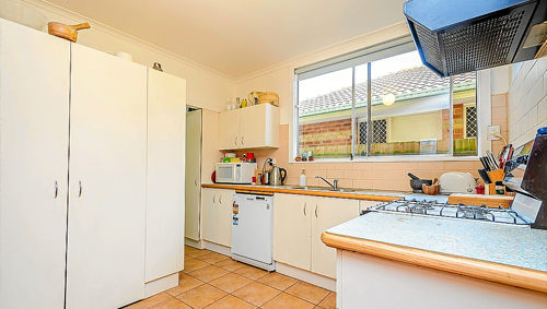 Kitchen, 46 Robert Street, Spotswood