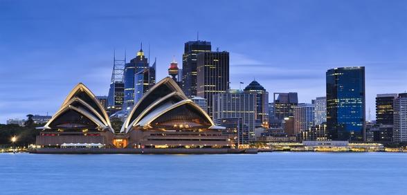 shutterstock_Sydney_City