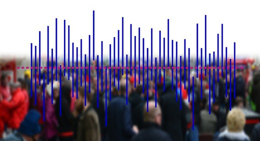 population-graph