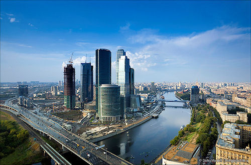 Capital City Moscow Towers