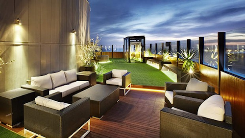 Port Melbourne Penthouse