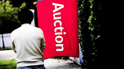 Strong Market Prompts More to Sell At Auction
