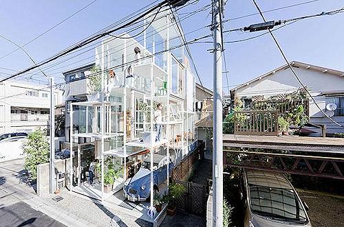 The Transparent House