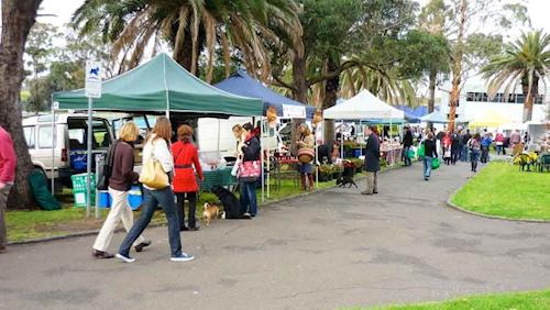 Yarraville Farmers' Market