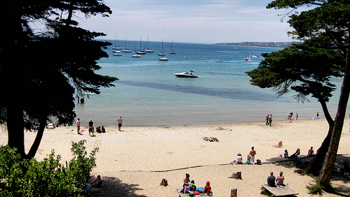 Mornington Beach