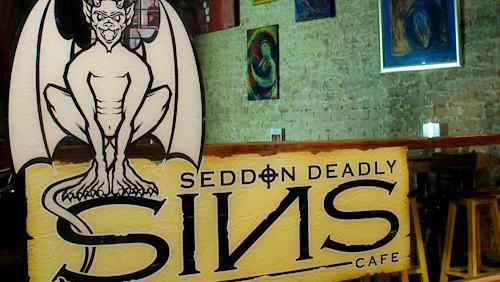 Seddon Deadly Sins