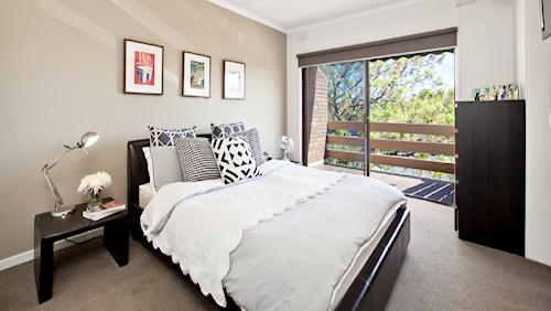 The master bedroom at 20 Everest Drive, Cheltenham
