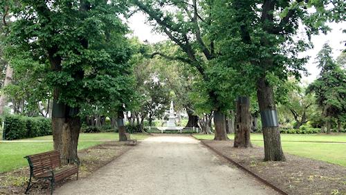 Williamstown Botanic Gardens