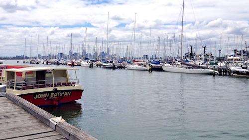 Williamstown Harbour