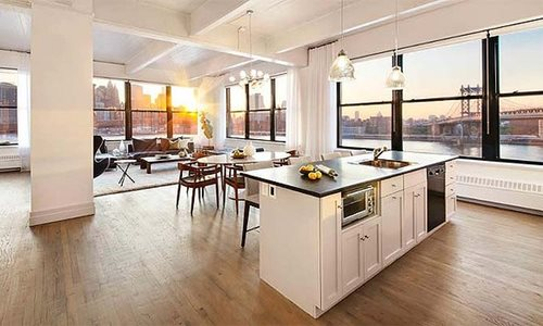 Anne Hathaway's Brooklyn Condo for Sale